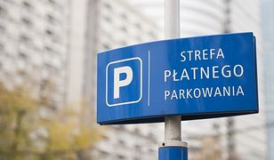 250 zł za brak biletu parkingowego. Warszawscy radni chcą pięciokrotnie podnieść mandaty