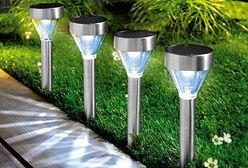 Lampy i reflektory solarne. Czy mogą zastąpić te zasilane elektrycznie?