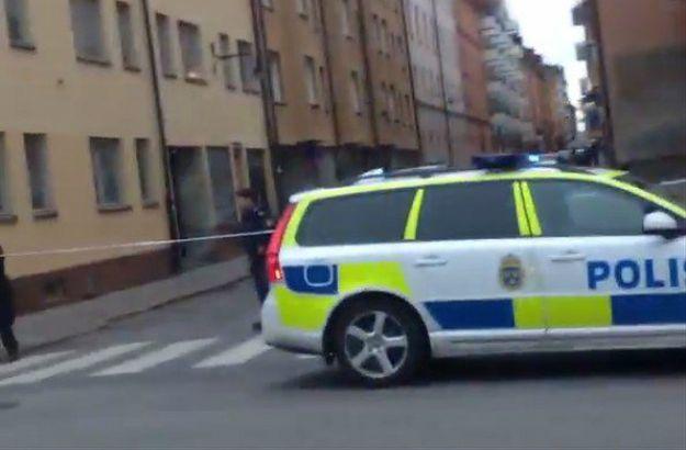 Potężny wybuch w centrum Sztokholmu. Policja: wyciek gazu prawdopodobną przyczyną