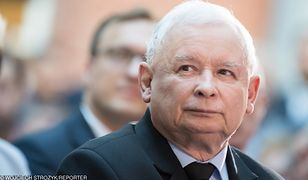 Wybory parlamentarne 2019. Jarosław Kaczyński zagłosuje na Małgorzatę Gosiewską