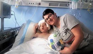 Olsztyn. 8-letnia Weronika przeszła skomplikowaną operację