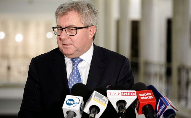 Ryszard Czarnecki, były wiceprzewodniczący PE