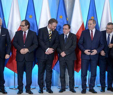 9 stycznia nastąpiła długo zapowiadana rekonstrukcja rządu
