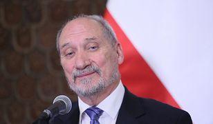 Antoni Macierewicz jest jednym z odwołanych styczniu ministrów