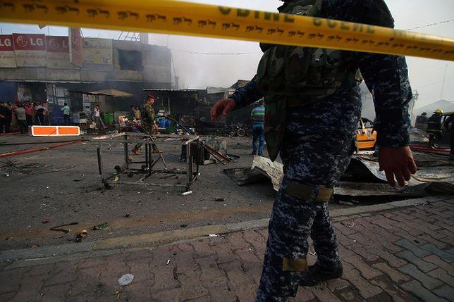 Zamachy w Bagdadzie. Co najmniej 11 zabitych
