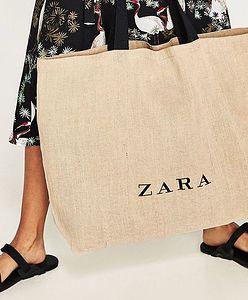 """Zara chce być jak IKEA? Sieciówka ma swoją """"kultową"""" torbę"""
