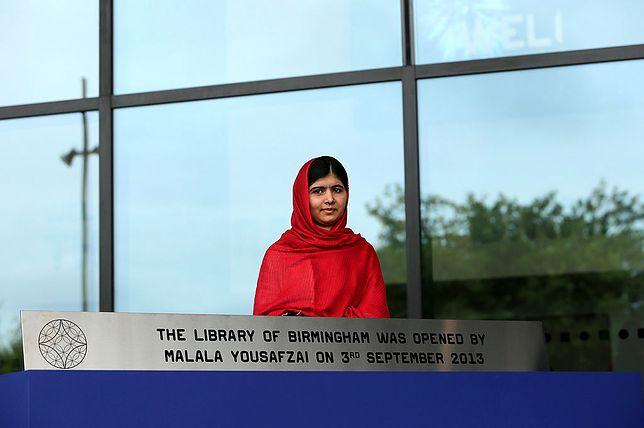 """Malala Yousafzai na okładce """"Teen Vogue"""". Przyznała, że ma depresję"""