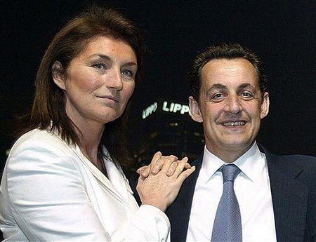 Cecilia Sarkozy - wyjątkowo niezależna pierwsza dama