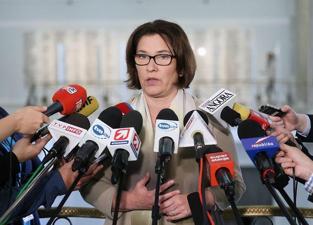Beata Mazurek o ustawie przygotowanej przez Jarosława Gowina