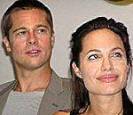 Policja odnalazła zdjęcia Angeliny Jolie i Brada Pitta