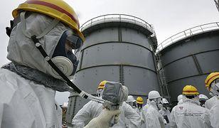 Premier Japonii poproszony o spróbowanie radioaktywnej wody z Fukushimy. To pomysł Chińczyków