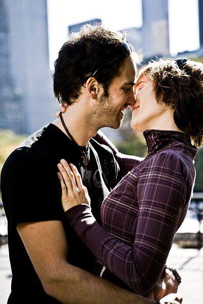 Pocałunek to tylko początek
