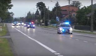 Wybory 2020. Brawurowy przejazd kolumny z Andrzejem Dudą. Krzysztof Brejza pisze do szefa SOP