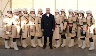 Prezydent Rosji z roboczą wizytą w Wołgogradzie / fot. Anadolu Agency