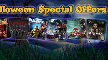 Halloween to świetna okazja na promocje na PS Store