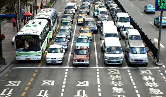 Rejestracja samochodu w Chinach jest coraz trudniejsza