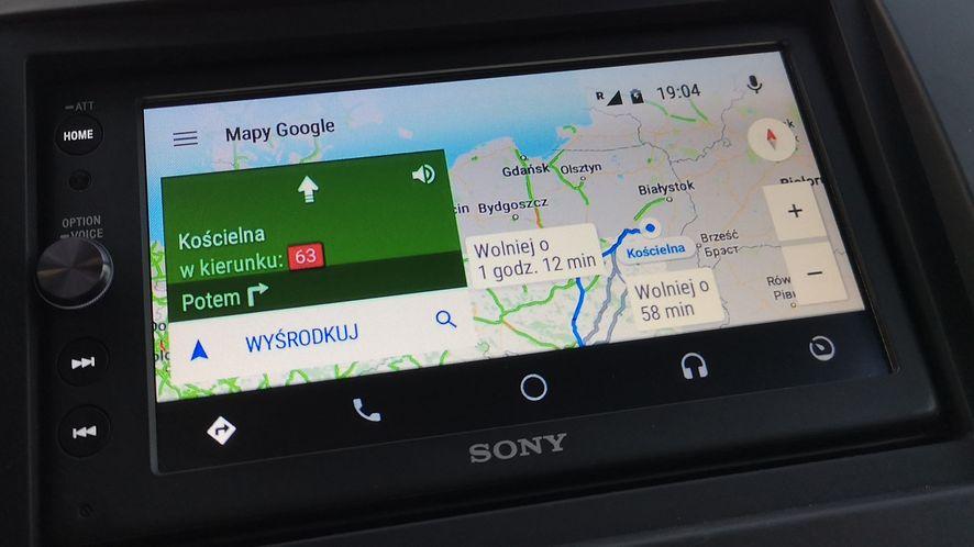 Android Auto zostanie wyraźnie przeprojektowany