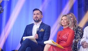 Marcin Prokop i Magda Mołek