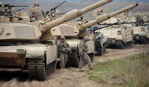"""Więcej żołnierzy amerykańskich w Polsce. """"Lepsza oferta wzmocnienia"""""""