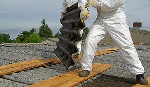 Małopolska wolna od azbestu? NIK sprawdzi proces usuwania groźnego materiału