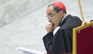 Kardynał we Francji znów staje przed sądem. Miał zataić akty pedofilskie jednego z księży