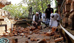 Bali: trzęsienie ziemi o magnitudzie 6,1
