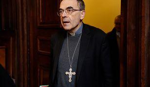 Kardynał Philippe Barbarin skazany na pół roku w zawieszeniu. Ukrywał pedofila w sutannie