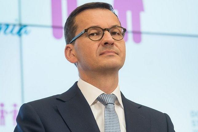 Mateusz Morawiecki zastosował się do wyroku sądu