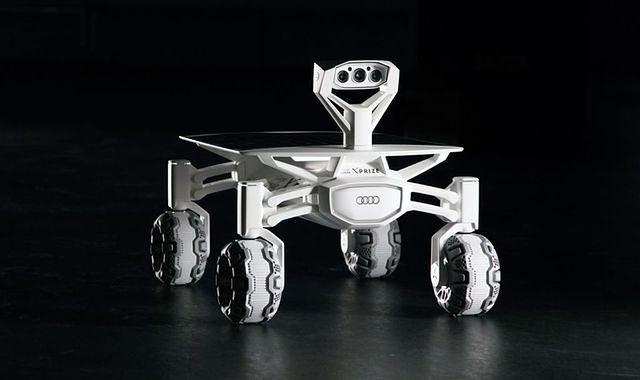 Audi rusza na podbój Księżyca