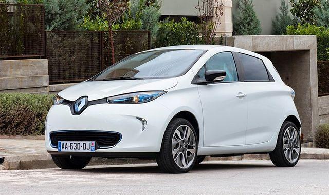 Urodziny Renault ZOE w Wersalu