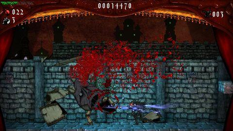 Teatrzyk Sudy51 prezentuje najbliższą premierę Xbox Live Arcade - Black Knight Sword