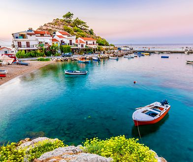 Okazja dnia. Wczasy na greckiej wyspie Samos jeszcze we wrześniu