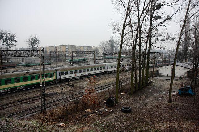 Dworzec w Ostrowie Wielkopolskim