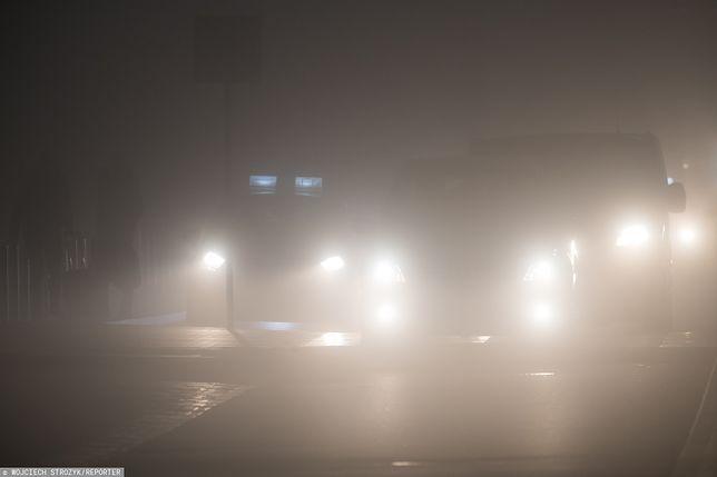 Pogoda. Mgły ograniczać będą widoczność.