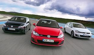 VW Golf w wersji GTI to jeden z najpopularniejszych hot-hatchy