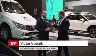 Marka Mitsubishi na Poznań Motor Show 2018