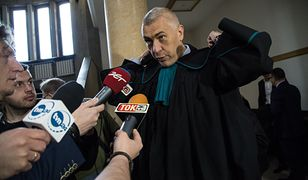 Mecenas Roman Giertych może we wtorek opuścić szpital