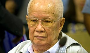 Kambodża: dwaj byli przywódcy Czerwonych Khmerów skazani na dożywocie
