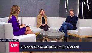 """""""Polityczne podsumowanie tygodnia"""" w WP TV. """"Kurtuazyjna wizyta"""" kontra """"legitymizowanie działań prezydenta"""""""