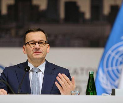 Mateusz Morawiecki: Polska w Lidze Mistrzów. Udowodniliśmy to na COP24