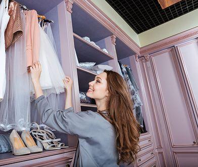 Piękne, pastelowe kolory to świetna baza dla cieniowanych ubrań