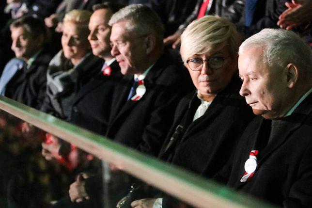 Kaczyński miał odwiedzać Przyłębską jeszcze w jej poprzednim mieszkaniu