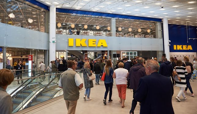 """Ikea uruchamia program """"Druga szansa"""". Sieć odkupi używane meble"""