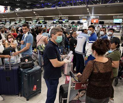 Lotnisko w Tajpej
