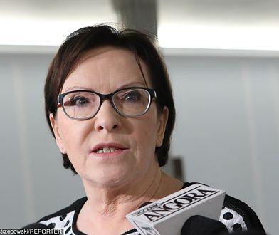 Ewa Kopacz zdradziła, jak chce sfinansować podwyżki dla nauczycieli