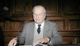 Czesław Kiszczak korespondował również z Lechem Kaczyńskim