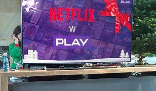Netflix w Play to dobra okazja na rozpoczęcie przygody ze streamingiem