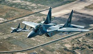 MiG 29 w polskich barwach