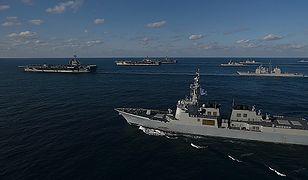 Dane Marynarki Stanów Zjednoczonych wyciekły