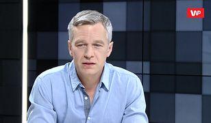 Michał Żebrowski: Zygmunt Hubner przewraca się w grobie